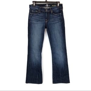 Seven for all Mankind bootleg jeans
